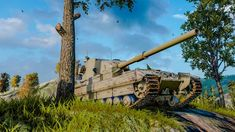 Let's Talk About Tanks—FV215b (183) Edition - WOT Valor Let Them Talk, Let It Be, World Of Tanks, The Next Step, Above And Beyond, Live Long, It Hurts, Survival, Hot