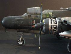"HobbyBoss 1/32 P-61B ""Little Audrey""   Large Scale Planes"