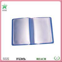 Plastic Business Card Holder