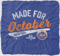 Mets Made For October