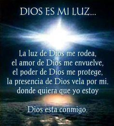 Dios esta conmigo