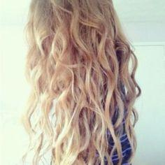 13 Best Perms Long Hair Images Wavy Hair Gorgeous Hair Great Hair