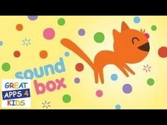 Sago Mini Sound Box | Sound App for Toddlers