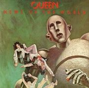 Queen - News Of The World.  I have lots of Queen but this was the first album I ever owned.  It was a gift from Joe Caracappa.