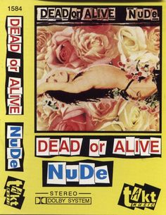 Dead Or Alive - Nude (Cassette, Album) at Discogs