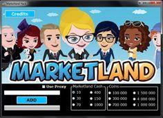 Marketland Unlimited Coins Hack Generator Tool