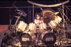 Eric Carr, Drums, Music Instruments, Kiss, Metal, Collection, Drum Kit, A Kiss, Drum
