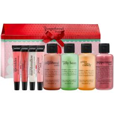 Philosophy The Gingerbread House Set #Sephora #gifts #giftsforher