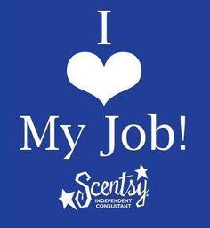 I LOVE SCENTSY!!!