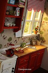 Lu and her Kitchen ♥ | Flickr - Photo Sharing!