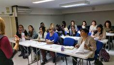 Imagen Personal María Pérez Trujillo: Nuestras alumnas de Estética visitan el Centro de ...