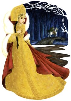 Histórias de fogo - Russian fairy tales Publisher - Paulus Editora/Brazil www.veruschkaguerra.com
