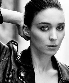 Rooney Mara photographed by Jean Baptiste Mondino for Calvin Klein