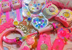 strange-m:    Ojyamajyo Doremi toy /in my room