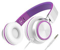 Sound Intone MS200 Stereo- Kopfh?rer , kr?ftiger Bass -Kopfh?rer f��r Smartphones, Mp3 / 4, Notebooks Tablet ,Ipad ,Macbook Folding Gaming