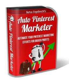 Auto Pinterest Marketer (Upgrade 2)  Pinterest Power >>> Look! >>> http://gojvz.com/c/37970/7512    Don't let the Big Dogs stop you from earning your first Dollar online  http://im.with.waynelevings.com