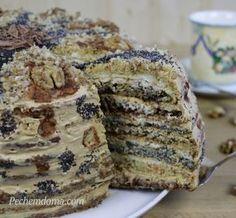 Торт «Дамский каприз»   Pechemdoma.com