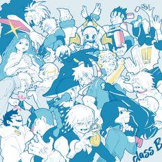 Class B, Kendo, Art Memes, Boku No Hero Academy, My Hero Academia, Anime Guys, Manhwa, Fan Art, Amazing