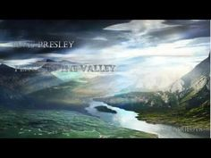 ▶ Elvis Presley - Peace In The Valley ( With Lyrics ) - YouTube