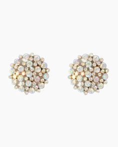 Wear these with your hair up to add a little sparkle! Star Cluster Earrings   Earrings   charming charlie