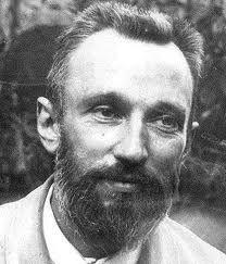 Pierre Curie, scientist..