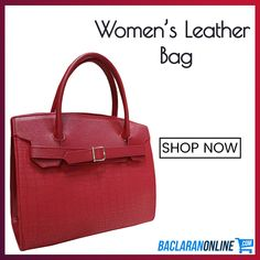 Red Leather Bag for Women at Baclaran Online Red Leather, Leather Bag, Hermes Birkin, Women's Bags, Clutches, Shopping Bag, Shop Now, Handbags, Fashion