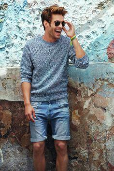 F&F Clothing: SS14 Collection   FashionBeans - Jon Kortajarena #style