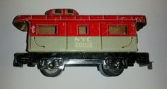 Marx Red NYC 20102 O Scale Model Train by OtterCreekAntiques