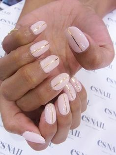 Make your pins come true – 35 Best Christmas Nail Designs Part 2 nails, nail art, nail design, Christmas, winter Get Nails, Fancy Nails, Love Nails, Pink Nails, How To Do Nails, Blush Nails, Fabulous Nails, Gorgeous Nails, Pretty Nails