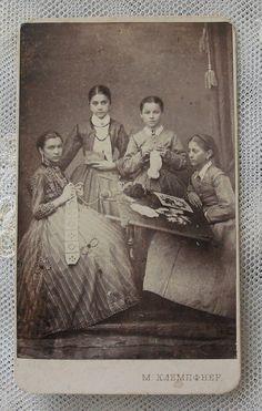 Czech knitters