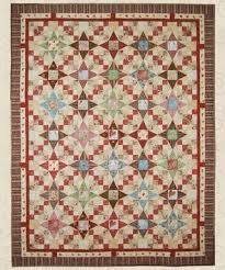 Image result for quilts using large scale prints