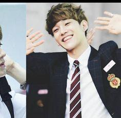 Happy birthday to my dear Chen. ^_^ love him<3 september 21, 2013
