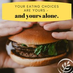You may be passionate about your way of eating, but can you guarantee it will work for someone else? Likely not. There are as many choices in how to eat as there are in what to eat—and no singular right answer.