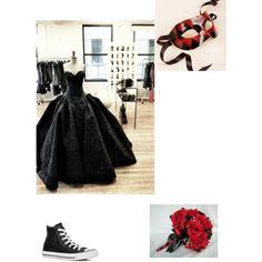 Harley Quinn Wedding Idea