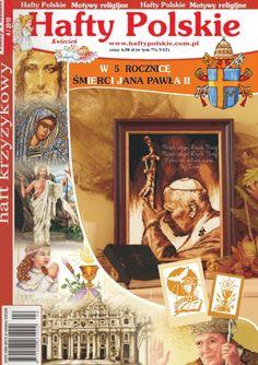 Gallery.ru / Zdjęcie nr 32 - 180 - markisa81 Cross Stitch Magazines, Cross Stitch Books, Magazine Cross, Cross Stitch Numbers, Religion, Beaded Cross Stitch, Totoro, 1, Pictures