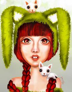 Illustrations by Gema Damaris Ramírez Méndez has been added to our portfolio section. Check it out on http://getinspiredmagazine.com/portfolios/gema-damaris-ramirez-mendez/ #illustrations #inspiration