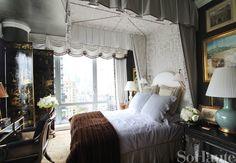 Kips Bay Decorator Show House 2012: A Look Inside My Favorite Rooms Bedroom by Alexa Hampton