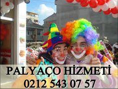 Kutlamalarda eğlenceli karakterleri ile renk katan palyaçolarımızı görmek istiyorsanız bizimle iletişime geçerek rezervasyon yaptırabilirsiniz. http://palyacolar-palyaco.com/