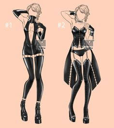 [closed] Auction Latex clothes Adopt Outfit by YuiChi-tyan