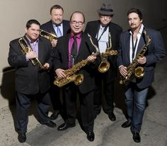 Tower of Power - Horn Section Discography