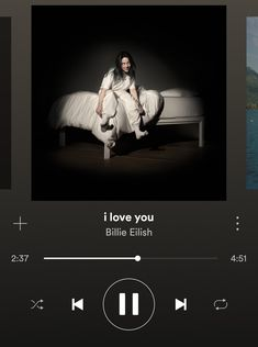 i love you, a song by Billie Eilish on Spotify Music Video Song, Song Playlist, Album Songs, Song Lyrics Wallpaper, Music Wallpaper, Music Mood, Mood Songs, Billie Eilish, Depressing Songs
