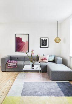 Living Room Inspiration: Modern