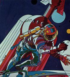 Mike Hinge http://ift.tt/1LsrkvX #scifi #art
