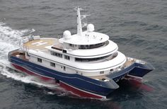 Photos of  yachts | Swath Yacht Technology stands up to the number test but will this new ...