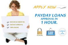 Payday Loans Online No Credit Check, No Fax, Fast Approval