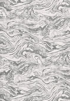 Soft Marbled Pattern - marble printed fabric design // Romeo Schumacher - organic - marble pattern - home decor trend