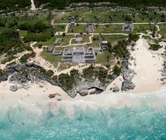 Ariel view of Tulum Mexico's Riviera Maya Cozumel Mexico, Mexico Yucatan, Maya Picture, Resorts, Wonderful Places, Beautiful Places, Stunningly Beautiful, Amazing Places, México Riviera Maya