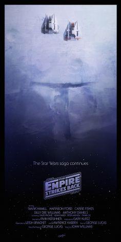 Star Wars Saga by Andy Fairhurst - Imgur