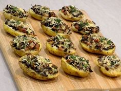 Ziemniaki czosnkowe z piekarnika | Kuchnia na Wypasie Diy Food, Bruschetta, Bagel, Baked Potato, Catering, Nom Nom, Grilling, Bbq, Recipies