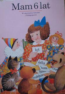 wilddzikowe książki: No to hop! - Sumińska, Mam 6 lat, Litery, W szkole i na wakacjach My Childhood, Teddy Bear, Memories, Education, Reading, Toys, Funny, Movie Posters, Painting